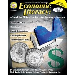 CARSON DELLOSA ECONOMIC LITERACY SIMPLIFIED METHOD FOR TEACHING ECONOMIC CONCEPTS