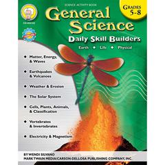 DAILY SKILL BUILDERS GENERAL SCIENCE GR 5-8