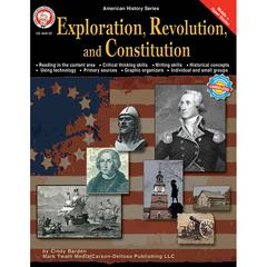 EXPLORATION REVOLUTION AND CONSTITUTION