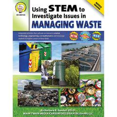 CARSON DELLOSA USING STEM TO INVESTIGATE ISSUES IN MANAGING WASTE