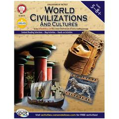CARSON DELLOSA WORLD CIVILIZATIONS AND CULTURES