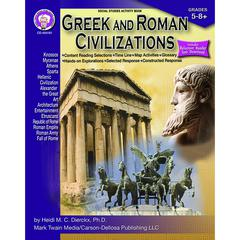 GREEK AND ROMAN CIVILIZATIONS
