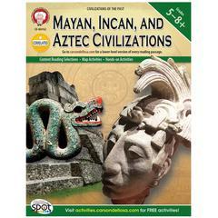CARSON DELLOSA MAYAN INCAN AND AZTEC CIVILIZATIONS