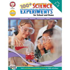 CARSON DELLOSA SCIENCE EXPERIMENTS