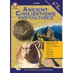 CARSON DELLOSA ANCIENT CIVILIZATIONS AND CULTURES CD