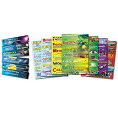 CARSON DELLOSA SCIENCE VOCABULARY BB SET
