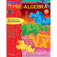 CARSON DELLOSA PRE-ALGEBRA SKILL FOR SUCCESS
