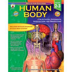 CARSON DELLOSA HUMAN BODY GR 2-3