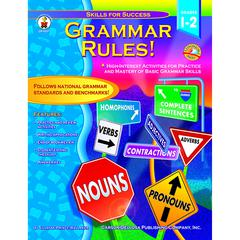 GRAMMAR RULES GR 1-2 BASIC GRAMMAR SKILLS