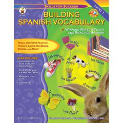 BUILDING SPANISH VOCABULARY ALL GRS