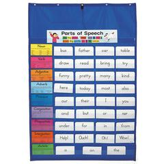 POCKET CHART ORIGINAL 34 X 52