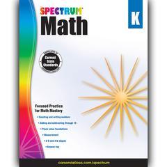 SPECTRUM MATH GR K