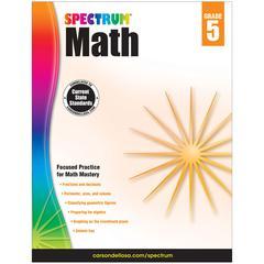 SPECTRUM MATH GR 5