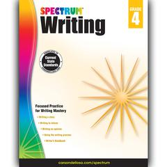 SPECTRUM WRITING GR 4