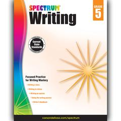 SPECTRUM WRITING GR 5