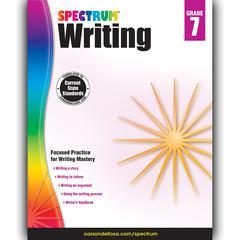 SPECTRUM WRITING GR 7