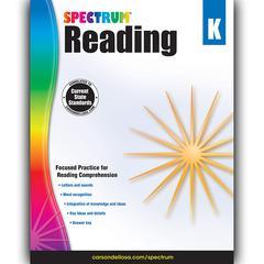 SPECTRUM READING GR K