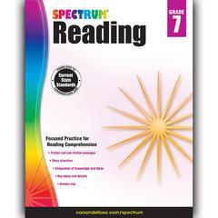 CARSON DELLOSA SPECTRUM READING GR 7