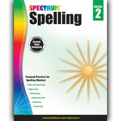 SPECTRUM SPELLING GR 2