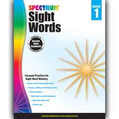 SPECTRUM SIGHT WORDS GR 1