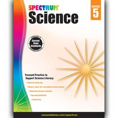 SPECTRUM SCIENCE GR 5