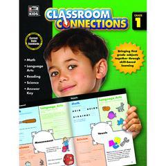 CARSON DELLOSA CLASSROOM CONNECTIONS GR 1