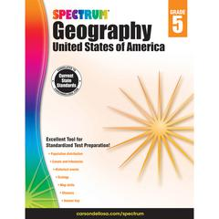SPECTRUM GEOGRAPHY UNITED STATES OF AMERICA GR 5