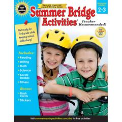SUMMER BRIDGE ACTIVITIES GR 2-3