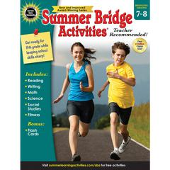 CARSON DELLOSA SUMMER BRIDGE ACTIVITIES GR 7-8