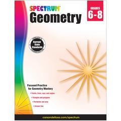 SPECTRUM GEOMETRY GR 6-8