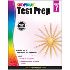 SPECTRUM TEST PREP GR 7