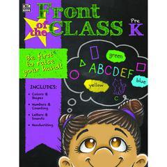 CARSON DELLOSA FRONT OF THE CLASS BOOK GR PK