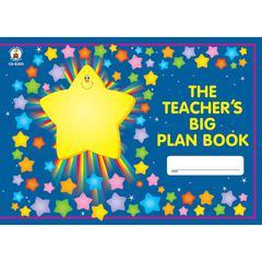 CARSON DELLOSA THE TEACHERS BIG PLAN BOOK