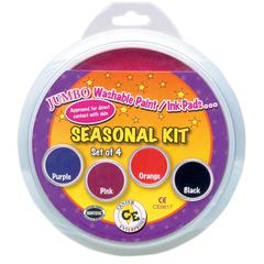 JUMBO CIRCULAR WASHABLE PADS SEASONAL KIT