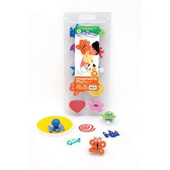 CENTER ENTERPRISES READY2LEARN GIANT IMAGINATIVE PLAY SET 1 STAMPS