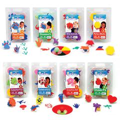 CENTER ENTERPRISES READY2LEARN GIANT CREATIVE DESIGNS STAMPERS COLLECTION