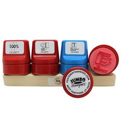JUMBO TAKE NOTE SET STAMP CADDY SPANISH