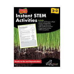 NELSON EDUCATION INSTANT STEM ACTIVITIES GR 2-3