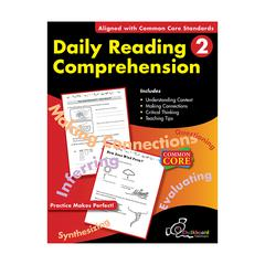 NELSON EDUCATION DAILY READING COMPREHENSION GR 2