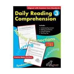 NELSON EDUCATION DAILY READING COMPREHENSION GR 3