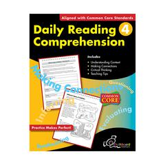 NELSON EDUCATION DAILY READING COMPREHENSION GR 4
