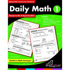NELSON EDUCATION DAILY MATH GR 1