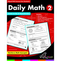 NELSON EDUCATION DAILY MATH GR 2