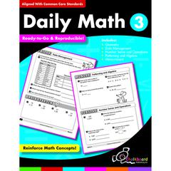 NELSON EDUCATION DAILY MATH GR 3