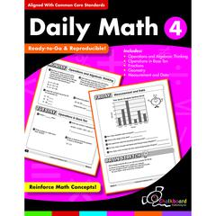 NELSON EDUCATION DAILY MATH GR 4