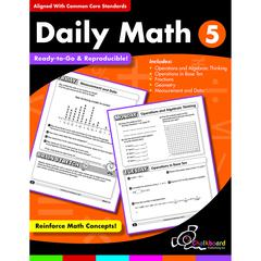 NELSON EDUCATION DAILY MATH GR 5
