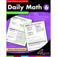 NELSON EDUCATION DAILY MATH GR 6