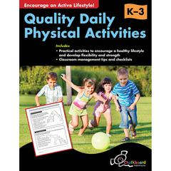 NELSON EDUCATION QUALITY DAILY GR K-3 PHYSICAL ACTIVITIES