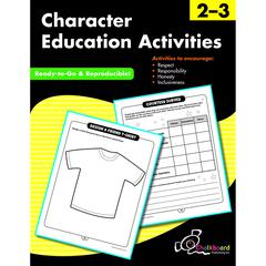 NELSON EDUCATION CHARACTER EDUCATION ACTIVITIES 2-3
