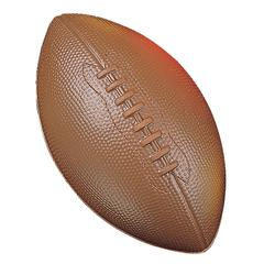 CHAMPION SPORTS COATED FOAM BALL FOOTBALL